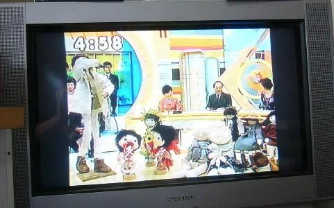テレビで紹介されました。