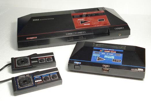 Transformer une GameGear en MasterSystem Gg2299
